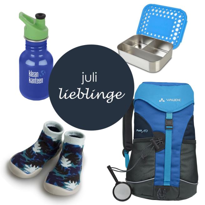 Juli Lieblinge